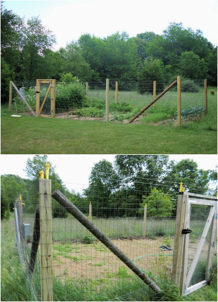Building A Garden Fence