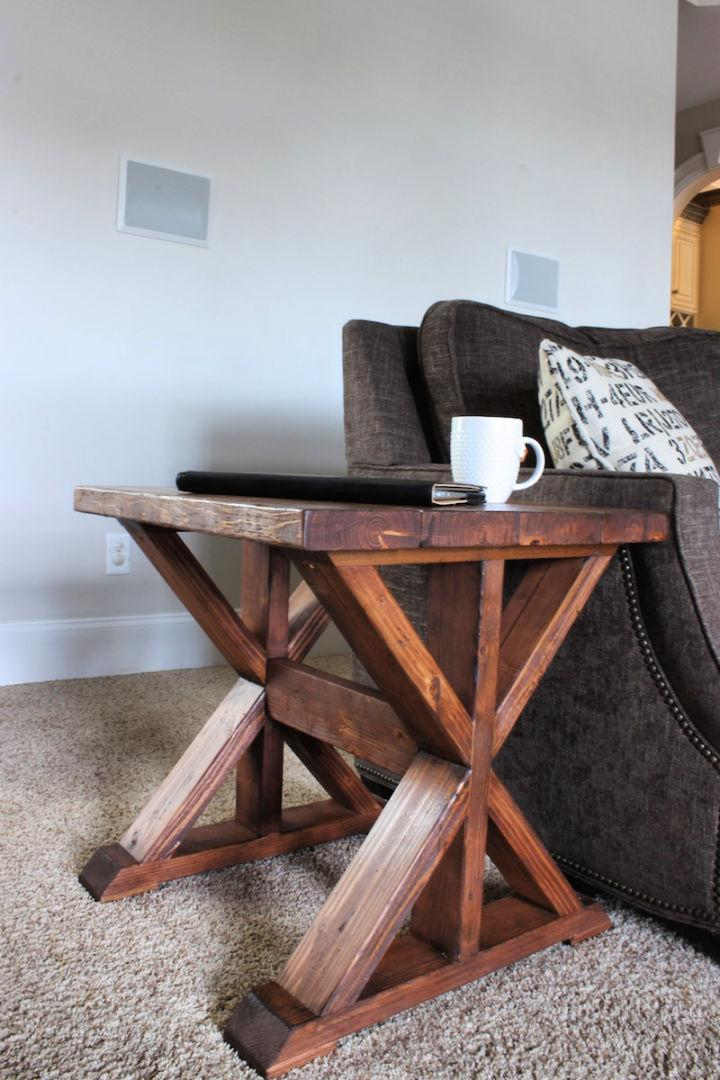 DIY Lybrook Side Table