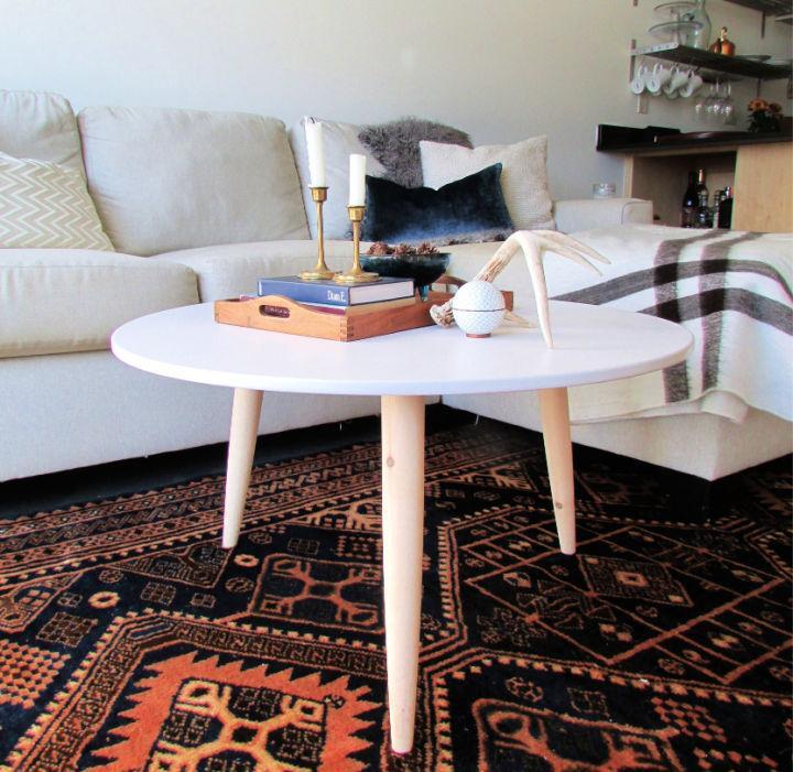Danish Unique Coffee Table