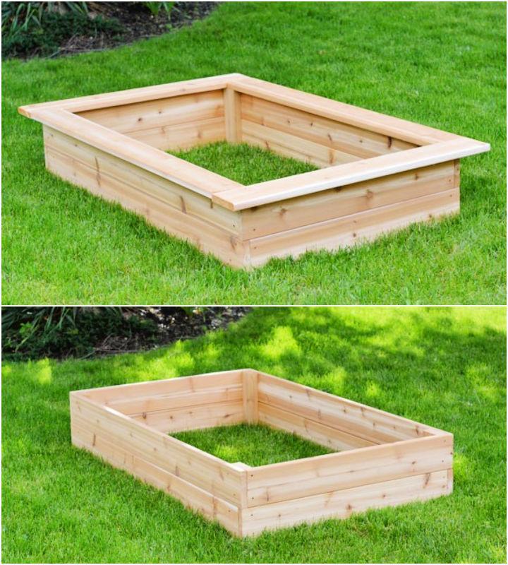 Homemade Garden Box
