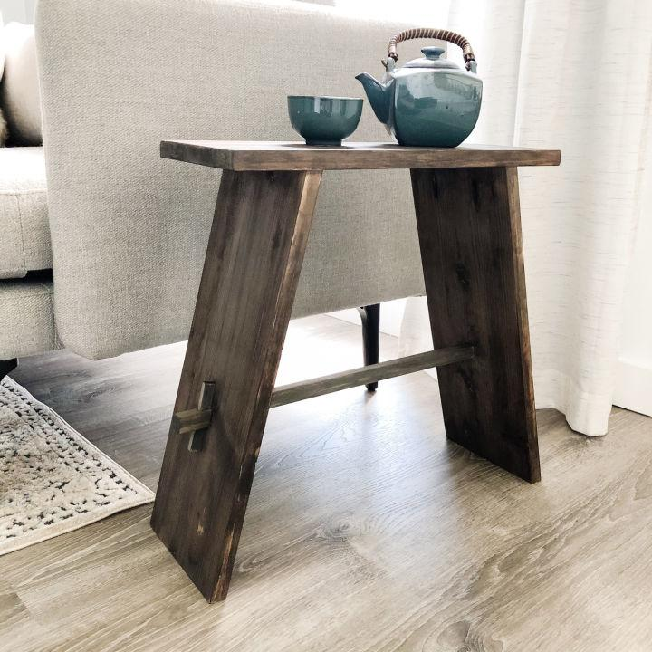 How to Build a End Table