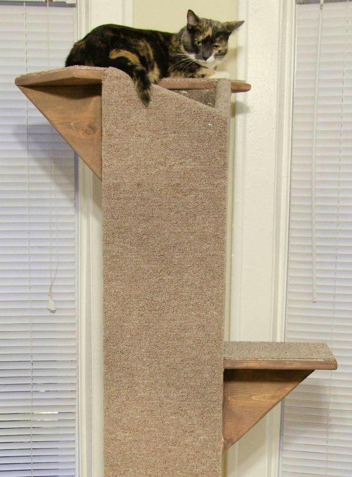 Incredible High Rise Cat Tower
