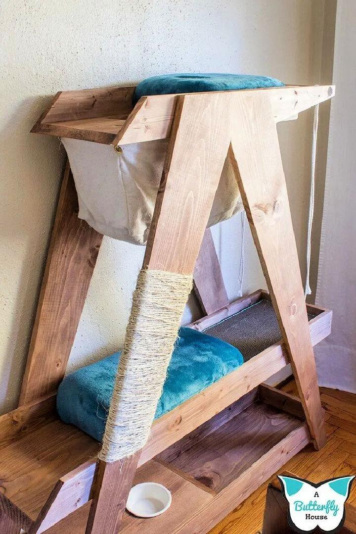 Make Your Own Cat Tree