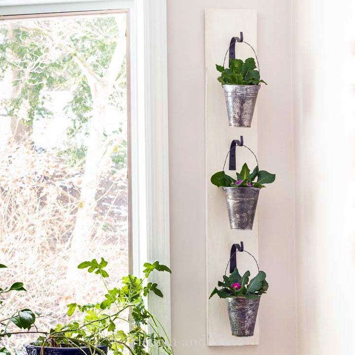 Indoor Wall Flower Pot Garden