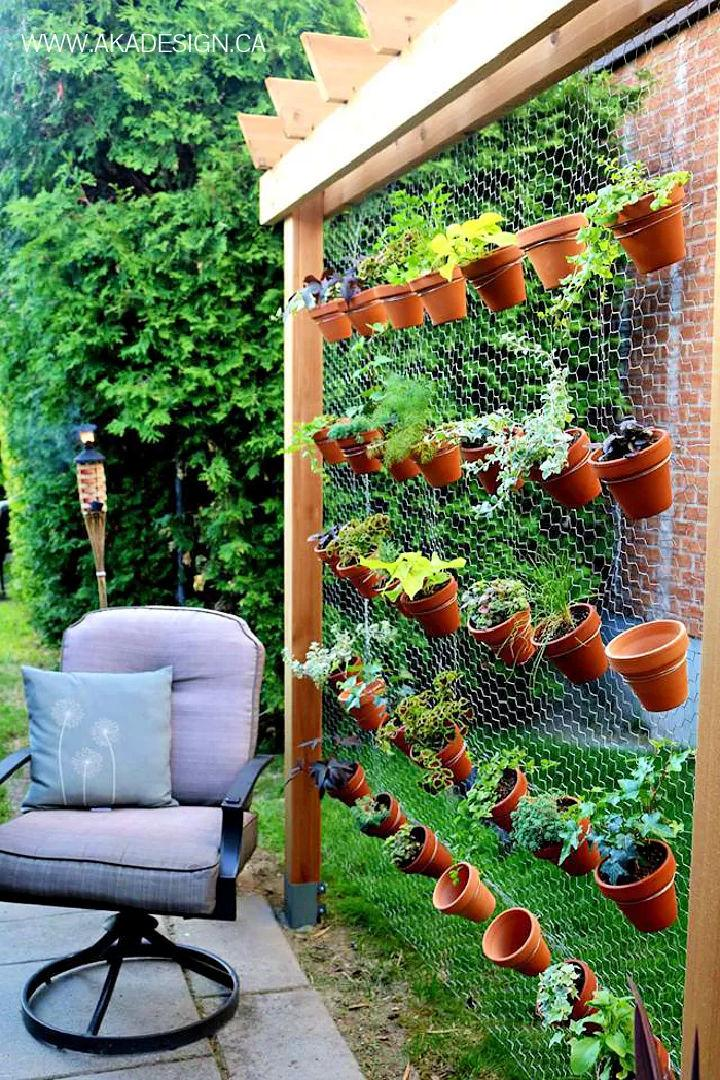 Vertical Garden Living Wall