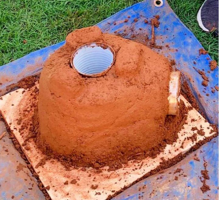 Clay Rocket Stove Design