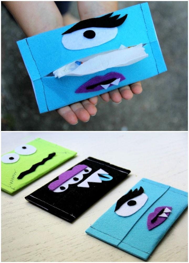 Easy Boogie Monster Tissue Holder