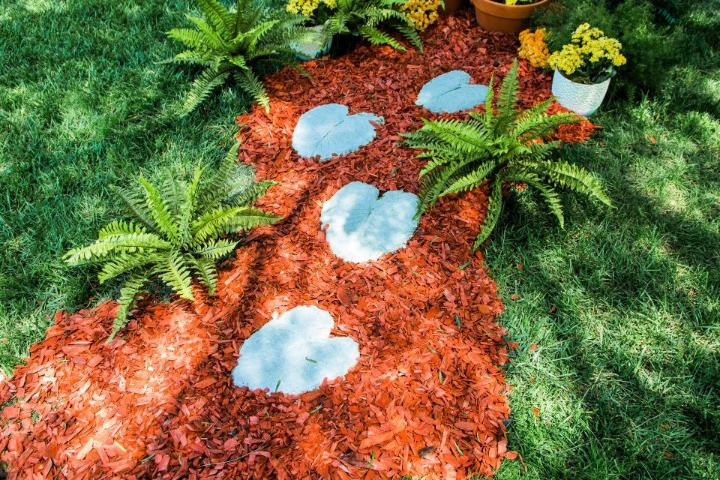 How to Make a Stepping Stones