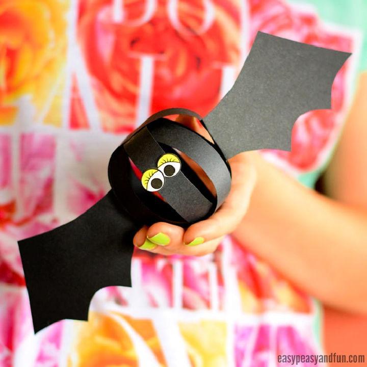 Paper Ball Bat Craft