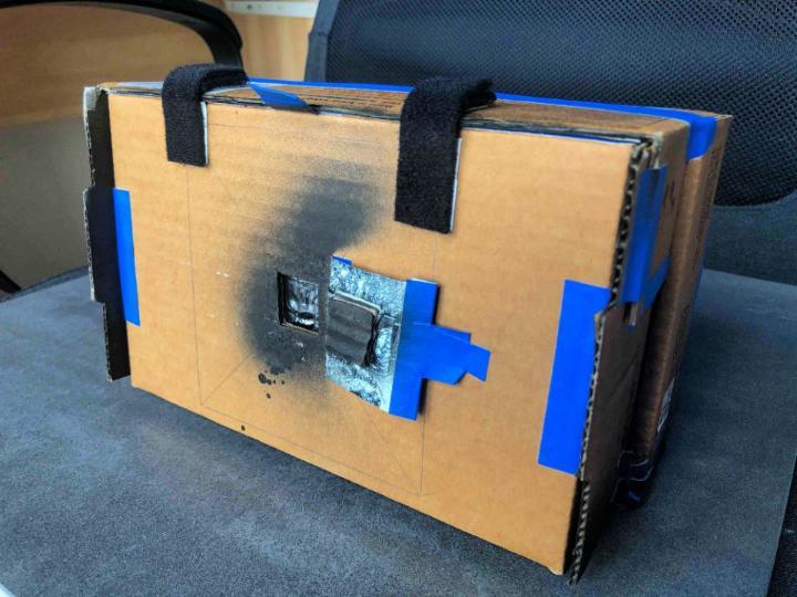 DIY Pinhole Camera from Scratch