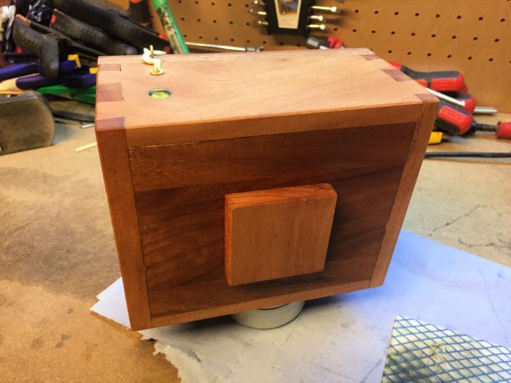 DIY Wooden Pinhole Camera