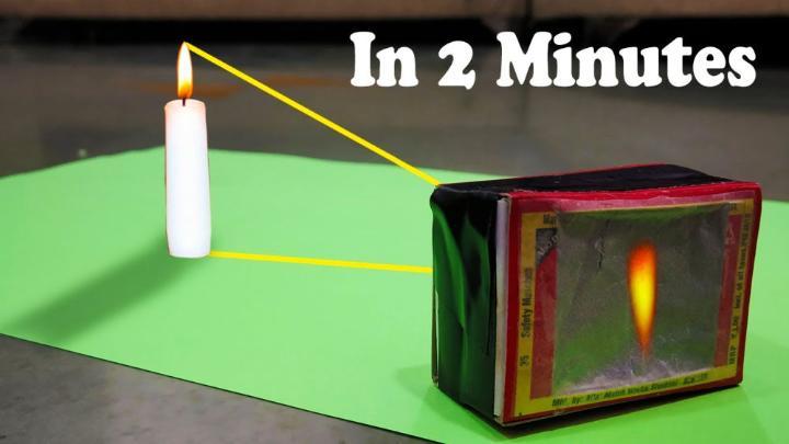 Easy DIY Pinhole Camera