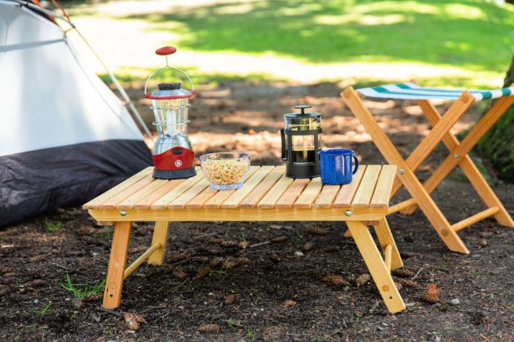 How To Make A Folding Camping Table
