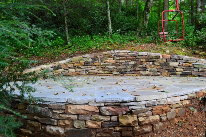 How to Build a Drystone Retaining Wall