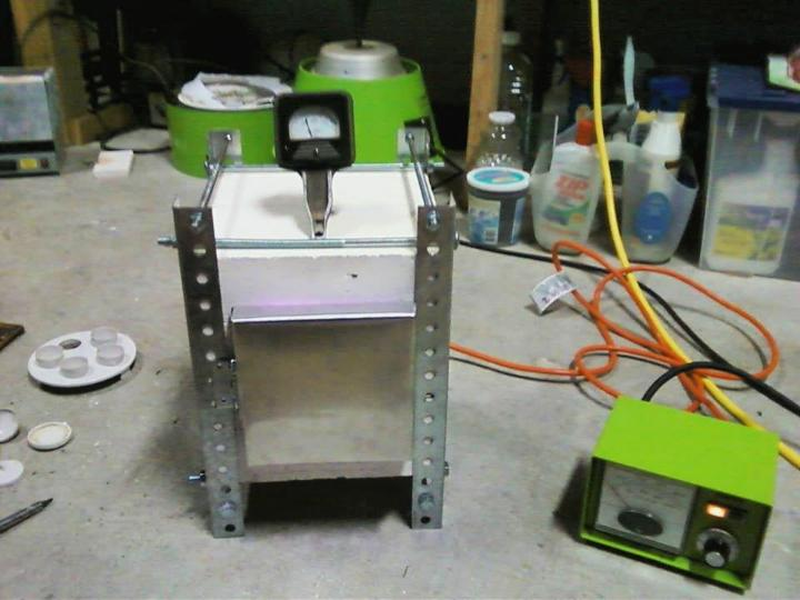 How to Make a Electric Kiln