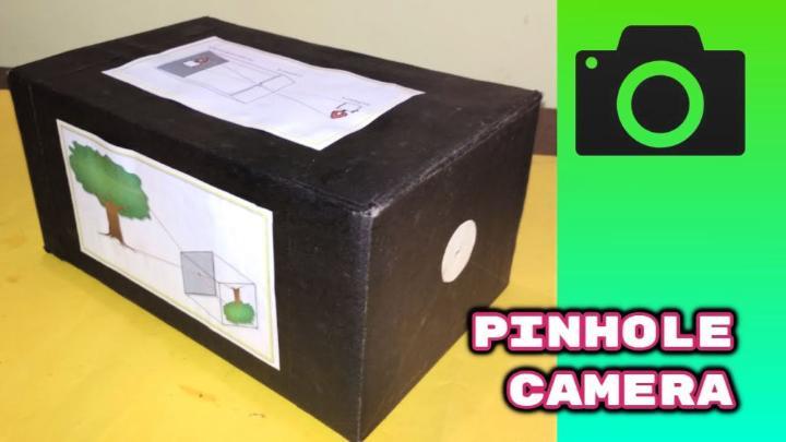 Make Your Own Camera Pinhole