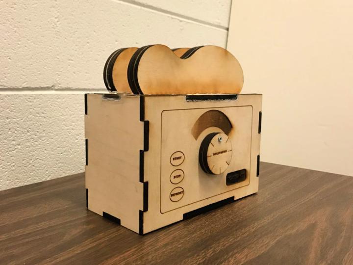 Make a Toaster Pinhole Camera