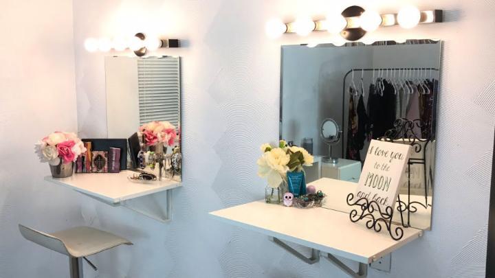 Makeup Vanity Shelf Under 40