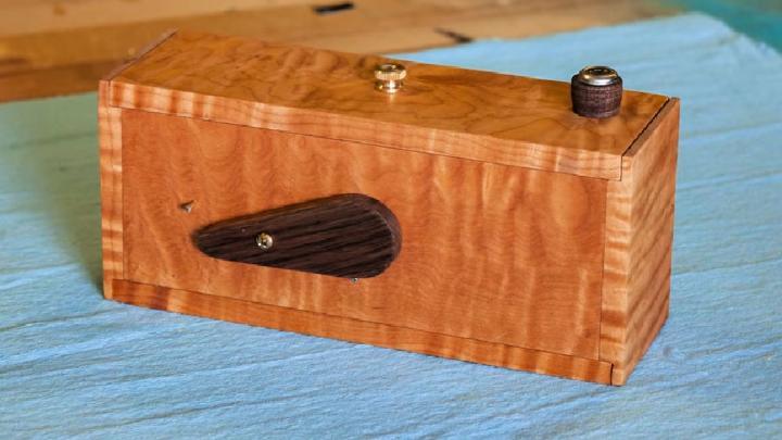 Panoramic Pinhole Camera