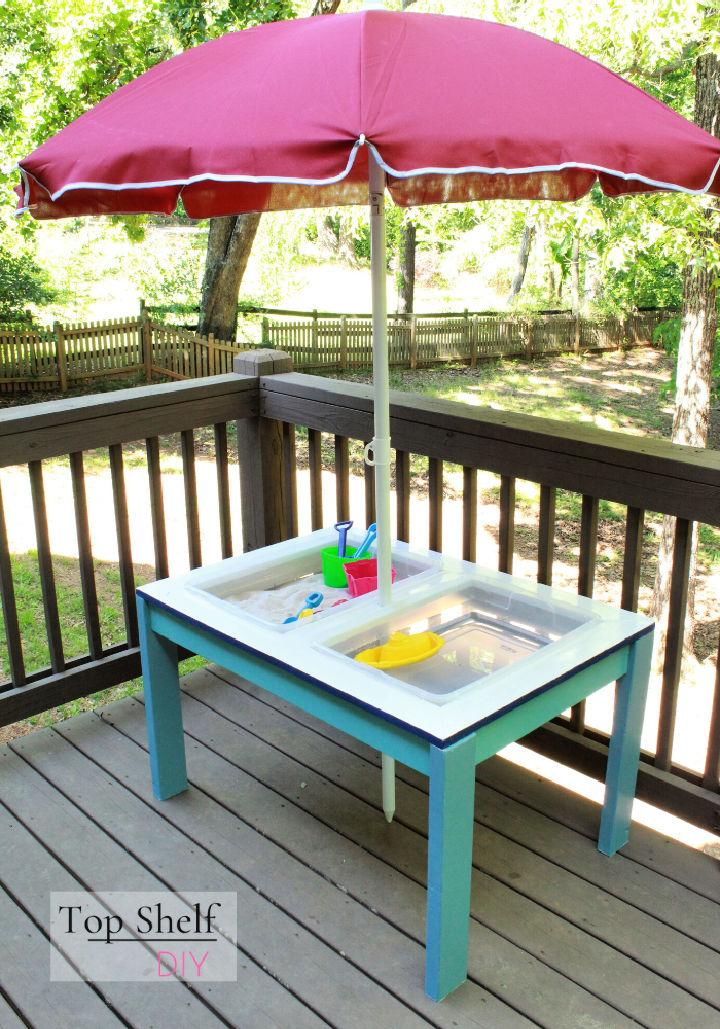 Convertible Sand and Water Table