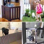 25 diy dog gate ideas and plans to install easy diy pet gate