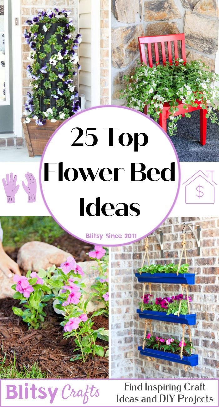25 top flower bed ideas to decorate your garden