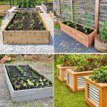 40 Free Raised Garden Bed Plans