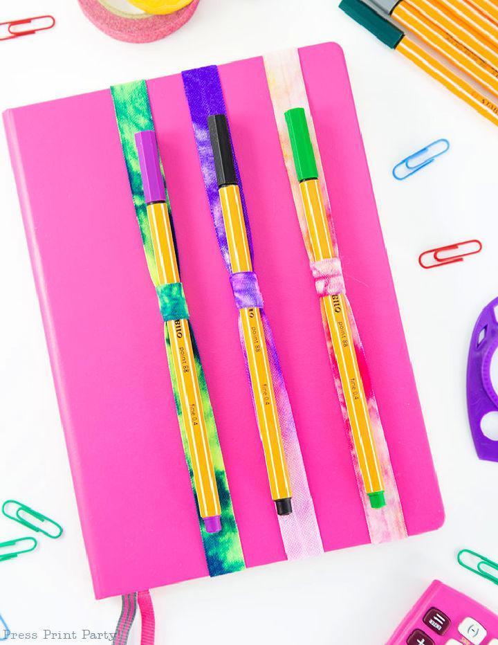 5 Minutes Pen Holder for Notebooks