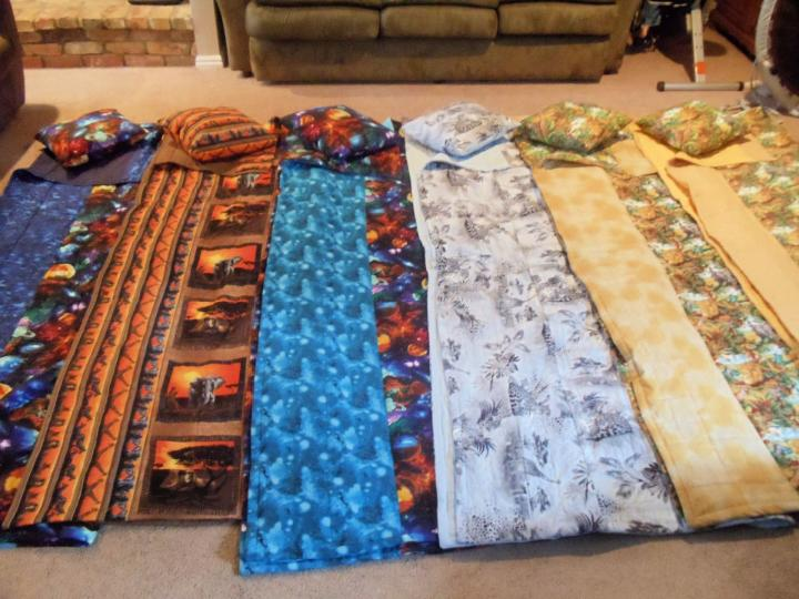 Adjustable and Washable Weighted Blanket