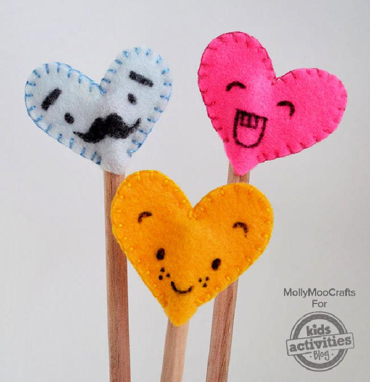 Back to School Pencil Toppers Craft