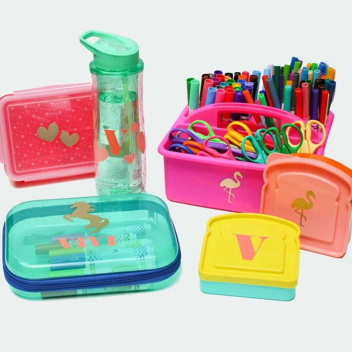 Back to School Supplies for Girl