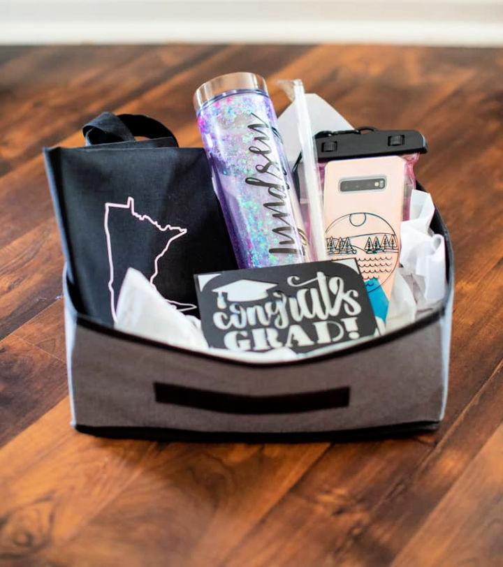 Boyfriend Graduation Gift with Cricut Joy