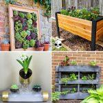 Clever DIY Planter Ideas