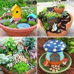 Creative DIY Fairy Garden Ideas