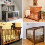 DIY Baby Crib Projects27 Homemade DIY Crib Plans To Build For Your Baby