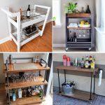 DIY Bar Cart Ideas