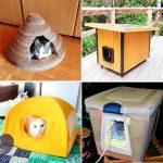 DIY Cat House Plans
