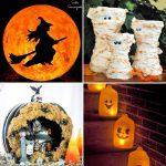 50 Cheap DIY Halloween Decorations for 2021 - Halloween Ideas