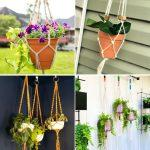 DIY Macrame Plant Hanger Patterns with Easy Instructions