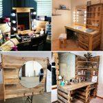 DIY Pallet Vanity Ideas