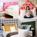 25 DIY Upholstered Headboard Ideas You Can Easily Make