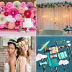 DIY Wedding Decoration Ideas40 Unique DIY Wedding Decorations You've Not Seen Before - Cheap Wedding decoration ideas