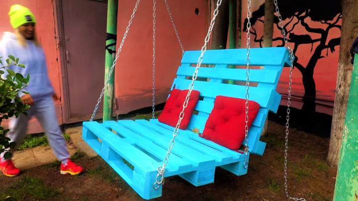 Daybed Swing Plan