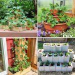 Easy DIY Strawberry Planter Ideas