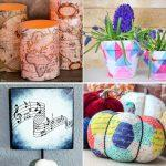 Easy Decoupage Ideas To Try Now