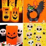 40 Halloween Crafts for Kids - Fun Halloween Craft Ideas