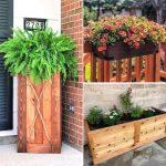 Free DIY Planter Box Plans with Detailed Instructions