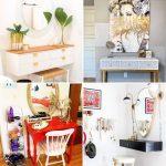 25 homemade diy makeup vanity plans - diy vanity table ideas