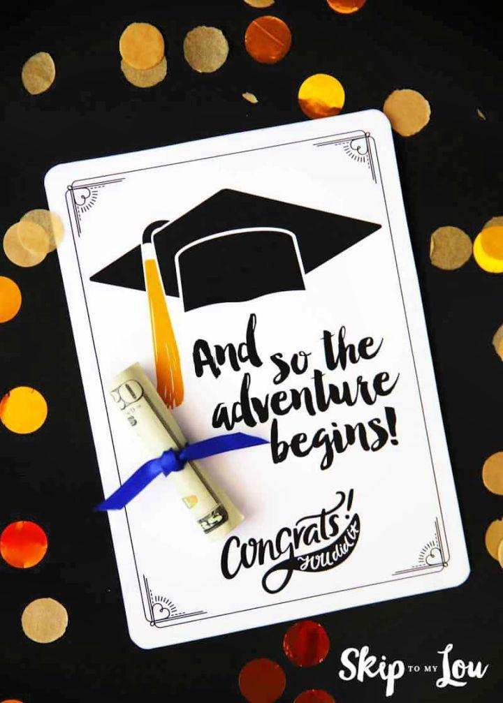 Graduation Cards with Positive Quotes