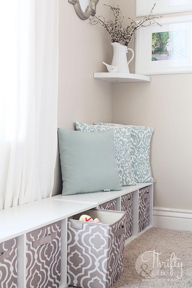 Hidden Play Area In Your Living Room